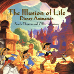 Disney Animation The Illusion of Life by Frank Thomas and Ollie Johnston