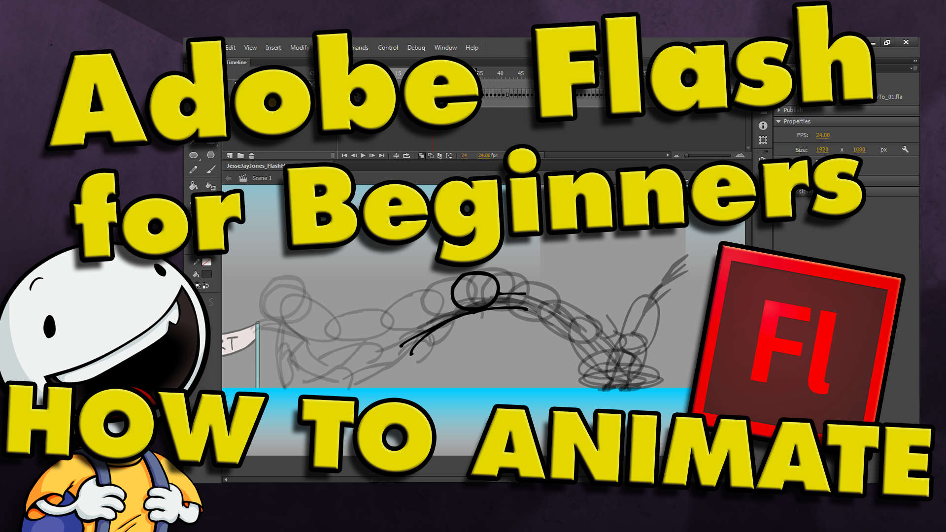 adobe flash animations free download