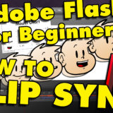 How To Animate Talking Cartoons in Adobe Flash CC & CS6