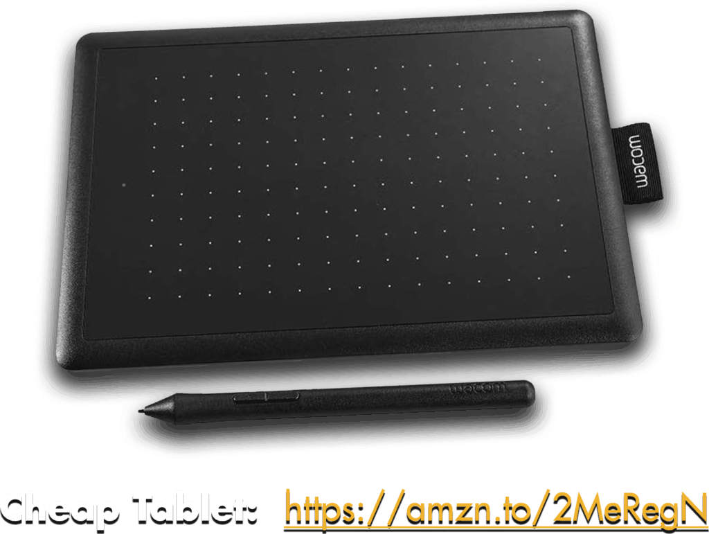 Cheap Graphic Tablet